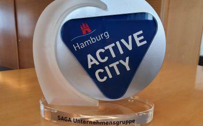 Das move! Sportprogramm gewinnt den Active City Award